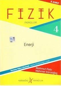 9. Sınıf Fizik Fasikülleri-4 Enerji