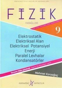 Üniversiteye Hazırlık Fizik Fasikülleri 9  Elektrostatik