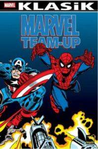 Marvel Team Up Cilt 2
