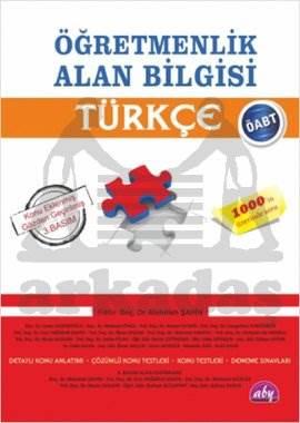ABY ÖABT Türkçe