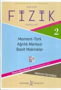 Üniversiteye Hazırlık Fizik Fasikülleri-2 Moment Tork