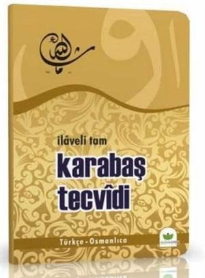 Sorulu Cevaplı Tam Karabaş Tecvidi; Osmanlıca Türkçe
