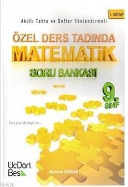 9. Sınıf Matematik Özel Ders Tadında Soru Bankası