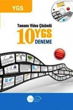 Ygs 10 Lu Deneme (Tamamı Video Çözümlü)