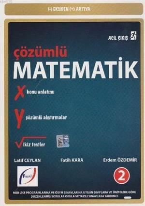 Acil Çıkış Çözümlü Matematik 2