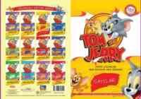 Tom and Jerry Sayılar Boyama