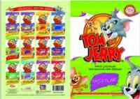 Tom and Jerry Taşıtlar Boyama