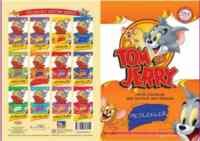 Tom and Jerry Meslekler Boyama