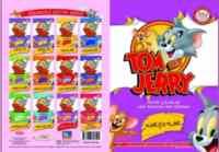 Tom and Jerry Karşıtlar Boyama