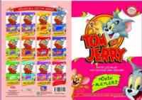 Tom and Jerry Müzik Aletleri Boyama