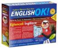 Eğlenceli İngilizce(İngilizce Öğreten Oyun Seti)