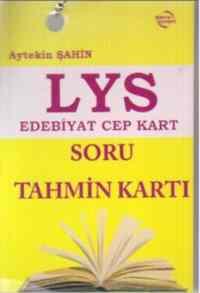 LYS Edebiyat Cep Kart Soru Tahmin Kartı
