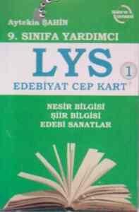 LYS Edebiyat Cep Kart 1