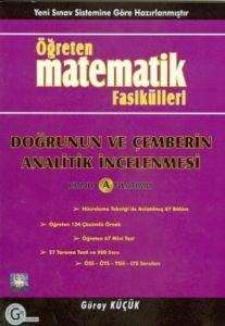 Öğreten Matematik Fasikülleri Doğrunun Ve Çemberin Analitik İncelenmesi Konu Anlatımlı