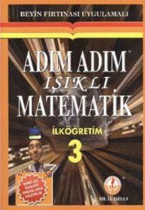 Işıklı Adım Adım Matematik İlköğretim 3