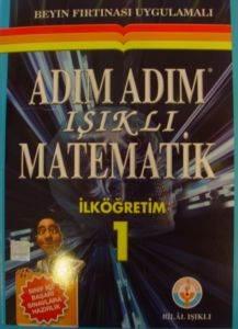 Adım Adım Işıklı Matematik İlköğretim 1
