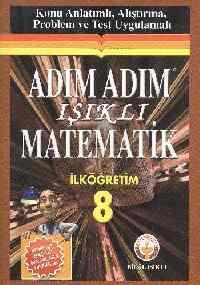 Adım Adım Işıklı Matematik İlkögretim 8