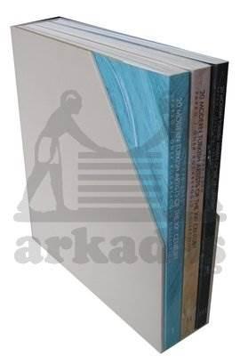 XX. Yüzyılın 20 Modern Türk Sanatçısı-Türkçe (3 Kitap-Kutulu)