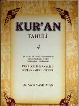 Kur'an Tahlili 4. Cilt