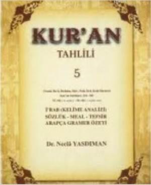 Kur'an Tahlili 5. Cilt