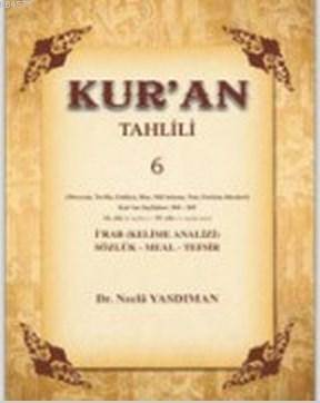 Kur'an Tahlili 6. Cilt