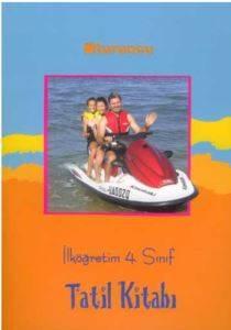 Turuncu Tatil Kitabı 4. Sınıf
