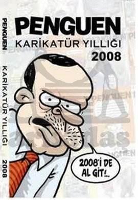 Penguen Karikatür Yıllığı 2008