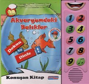 Konuşan Kitap: Dokun ve Dinle!-Akvaryumdaki Balıklar