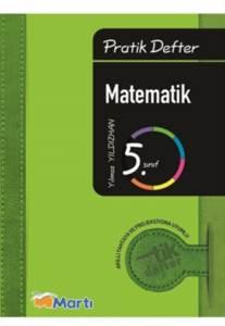 5.Pratik Defter Matematik- Ogrenci