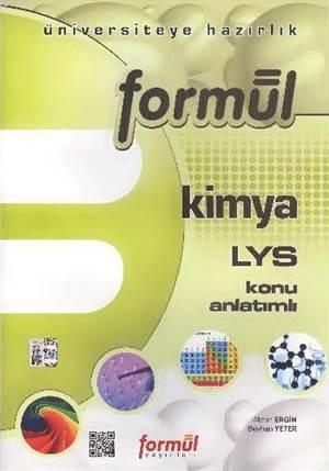 Formül LYS Kimya Konu Anlatımlı