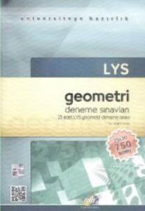 FDD LYS Geometri Deneme Sınavları 25 Deneme