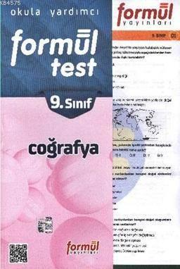 9.Sınıf Coğrafya Yaprak Test