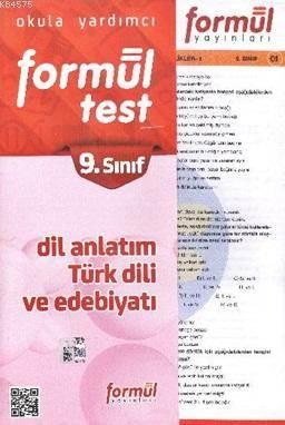 9.Sınıf Dil Anlatım Türk Dili Ve Edebiyatı Yaprak Test
