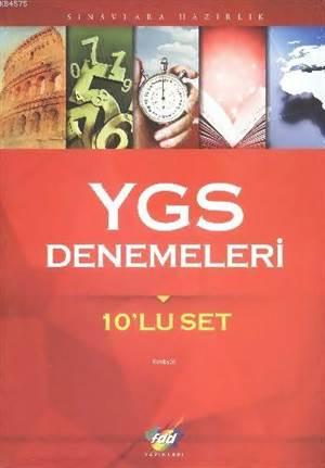 FDD YGS Denemeleri (10'lu)