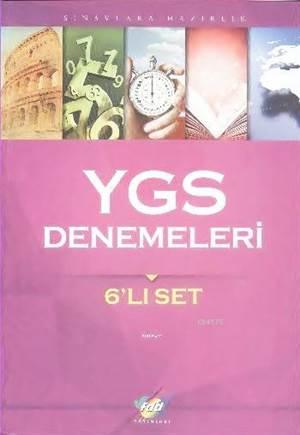 FDD YGS Denemeleri (6'lı)