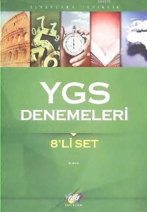 FDD YGS Denemeleri (8'li)