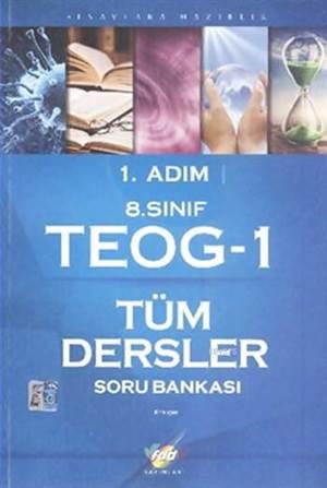 FDD 8. Sınıf TEOG-1 Tüm Dersler Soru Bankası 1.Adım