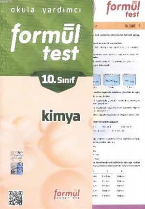 Formül 10. Sınıf Coğrafya Yaprak Testleri