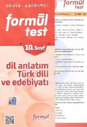 10.Sınıf Dil Anlatım Türk Dili Ve Edebiyatı Yaprak Test