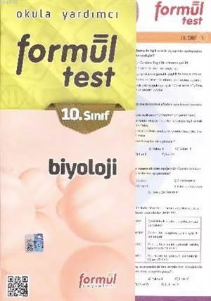 10.Sınıf Biyoloji Yaprak Test