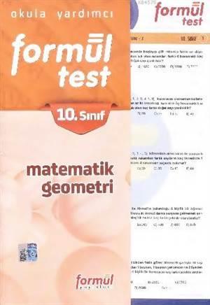 10.Sınıf Matematik Geometri Yaprak Test
