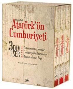 Atatürk'ün Cumhuriyeti 3 Cilt Kutulu Set