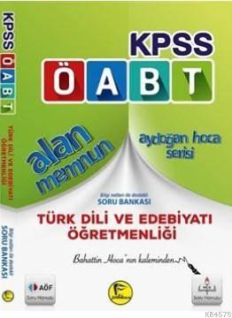 Kpss Öabt Türk Dili Ve Edebiyatı Öğretmenliği; Bahattin Hoca'nın Kaleminden