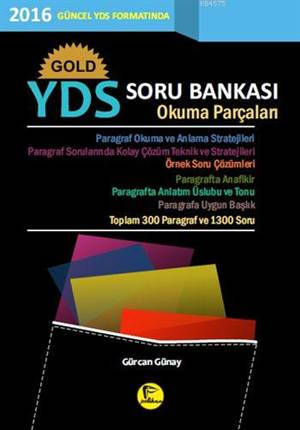 Gold YDS Soru Bankası; Okuma Parçaları
