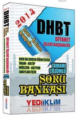 DHBT Tüm Adaylar İçin Tamamı Çözümlü Soru Bankası