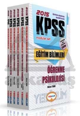 Yediiklim 2015 KPSS Eğitim Bilimleri Konu Anlatımlı Modüler Set
