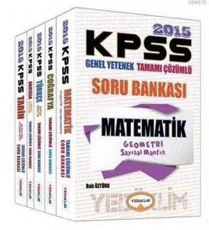 KPSS Genel Kültür Genel Yetenek Modüler Soru Bankası