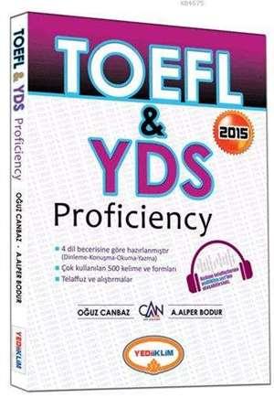 Toefl & Yds Profıcıency(Ses Kayıtlı )