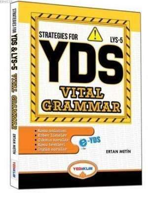 Vıtal Grammar Strategıes For Yds & Lys-5