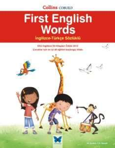 First English Words İngilizce-Türkçe Sözlüklü